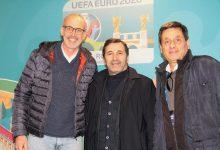 Photo of Allo Stadio Olimpico di Roma il seminario 'Il calcio e chi lo racconta'. Presente anche una delegazione molisana