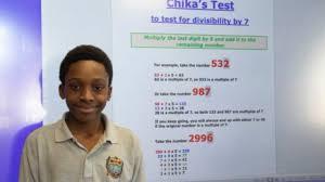 Photo of Nel mondo della matematica: un nuovo criterio di divisibilità per 7