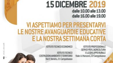 Photo of Open Day, il 'Pilla' presenta le Avanguardie Educative e la Settimana Corta