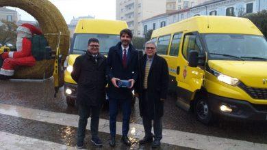 Photo of Campobasso, due nuovi pulmini per il trasporto scolastico dei bambini delle scuole primarie e dell'infanzia