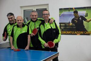 L'ASD Ping Pong Bojano