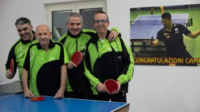 Photo of Tennistavolo, i risultati dell'ottava giornata di serie C2