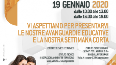 Photo of Al Pilla torna l'Open Day. Tutto pronto per far conoscere l'offerta formativa