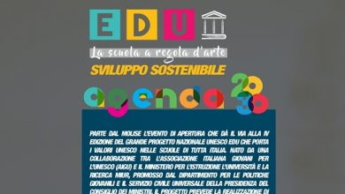 Photo of Conferenza di lancio del programma nazionale UNESCO EDU 2020