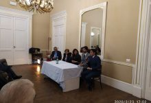"""Photo of Campobasso ricorda Renato Lalli, """"maggior interprete della storia identitaria del Molise"""""""