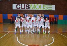 Photo of Calcio a 5 serie A2, il Cln Cus Molise sbanca il parquet del Magic Crati