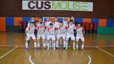 Photo of Calcio a 5 serie A2, il Cln Cus Molise sbanca il parquet del Magic Crati