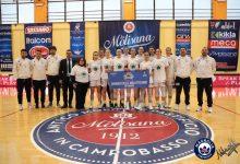 Photo of Pallacanestro serie A2, La Molisana Magnolia Campobasso asfalta il Jolly Acli Livorno