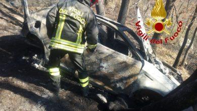 Photo of Salcito, tentata rapina a un furgone portavalori. Ladri in fuga e auto in fiamme