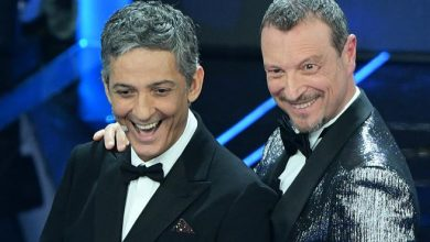 Photo of L'omaggio di Sanremo a Fred Bongusto. Fiorello canta 'Amore fermati': standing ovation dell'Ariston