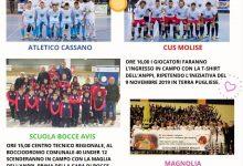 Photo of Giornata Mondiale delle Malattie Rare, a Campobasso tre eventi sportivi diversi con un obiettivo comune: sensibilizzazione e conoscenza del Progetto Networkcare