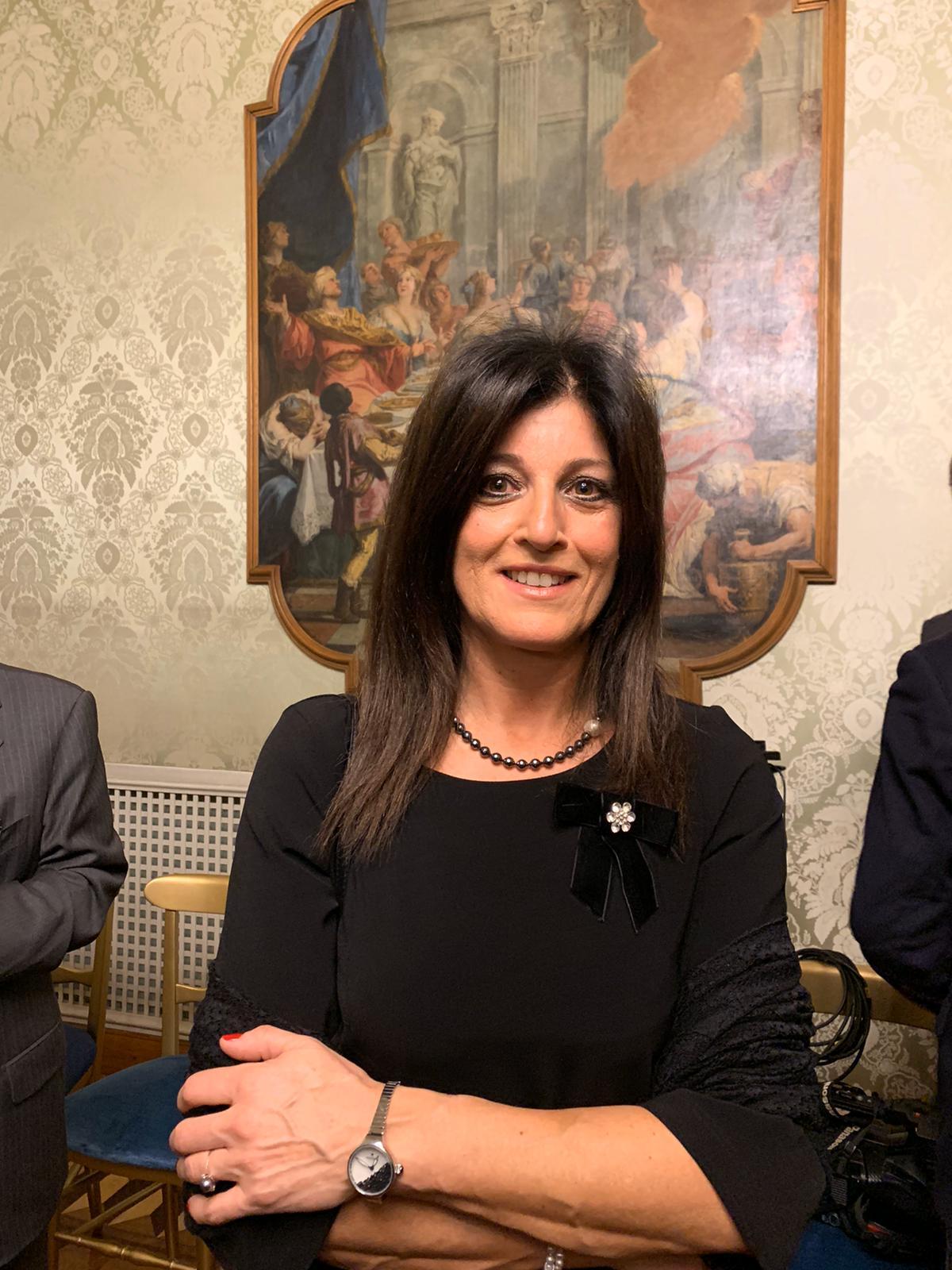 Rita D'Addona, presidente Ucsi Molise