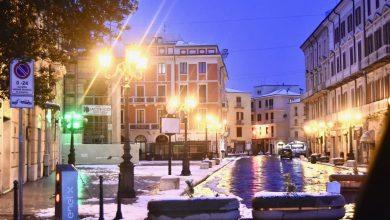 Photo of Quarantena e neve, Campobasso vista dagli occhi della fotografa Katerina Barone. Immagini di un periodo che resterà nella storia