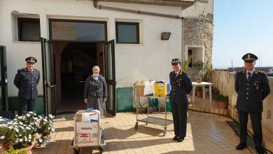 Photo of Emergenza Covid-19, controlli e solidarietà delle Fiamme Gialle durante la Settimana Santa