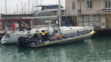 Photo of Covid-19, violano le restrizioni e vanno a pesca al porto di Campomarino. Le Fiamme Gialle multano quattro persone