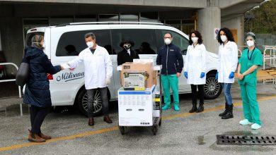 Photo of Tredici tablet surface donati alla terapia intensiva dell'ospedale Cardarelli: il cuore d'oro dei dipendenti e dell'indotto La Molisana