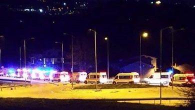 Photo of Nella giornata dei contagi zero il trasferimento degli anziani delle case di riposo di Cercemaggiore e Agnone all'ospedale di Venafro