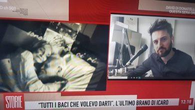Photo of Una canzone per acquistare tablet per i nonni delle case di riposo: l'artista campobassano Antonello Carozza, in arte Icaro, su Rai 1 a Storie Italiane