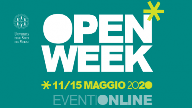 Photo of Open Week UniMol, si parte oggi alle 12,00 con l'apertura live con il Rettore Luca Brunese