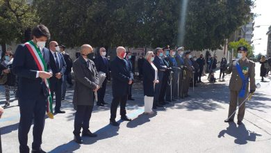 Photo of 2 Giugno: a Campobasso si onora la Repubblica. Cerimonia con mascherine e distanze nel rispetto delle norme anti-Covid