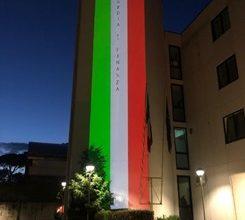 Photo of Fiamme Gialle 'tricolori' per la Festa della Repubblica