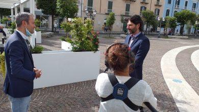 Photo of La televisione pubblica belga a Campobasso per parlare degli effetti del Covid su società e tessuto produttivo