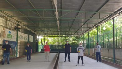 Photo of La Bocciofila Monforte ha riaperto i battenti. In Villa de Capoa si torna a giocare a bocce
