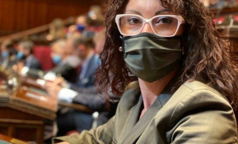 La parlamentare Giuseppina Occhionero - Italia Viva