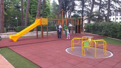 Photo of Campobasso, in Villa de Capoa taglio del nastro per il Parco Giochi Inclusivo 'Paul Harris'