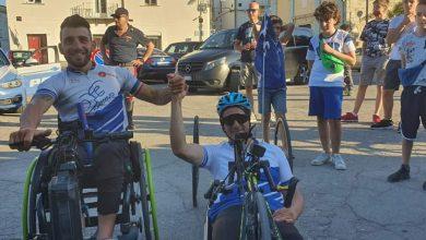 Photo of Obiettivo Tricolore, la staffetta ideata da Alex Zanardi in partenza da Campobasso. Il molisano Antonello Pizzi diretto a Benevento