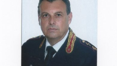Photo of Questura Campobasso, Claudio Cacace è il nuovo dirigente della Divisione Anticrimine