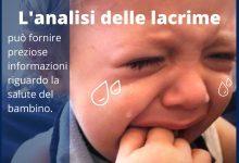 Photo of Dall'analisi delle lacrime preziose informazioni sulla salute delle persone
