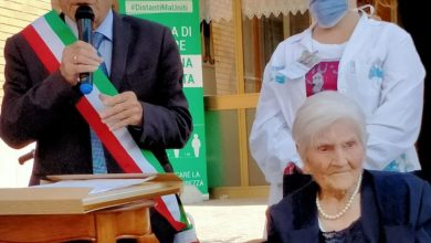 Photo of Bagnoli del Trigno, festa grande per i 100 anni di Giuseppina Tinaburri