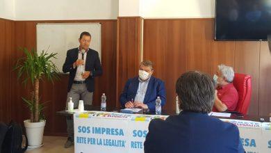 Photo of Vicini agli imprenditori in difficoltà per dire 'no' al racket e alle mafie: nasce Sos Impresa
