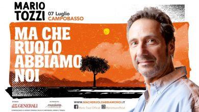 """Photo of Domani la diretta streaming dedicata a Campobasso del Virtual Tour """"Ma che ruolo abbiamo noi"""" con Mario Tozzi"""