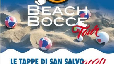 Photo of Beach Bocce Tour, a San Salvo le prime due tappe del circuito abruzzese dell'evento della Federbocce