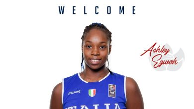 Photo of Pallacanestro serie A1, La Molisana Magnolia Campobasso ingaggia Ashley Egwoh