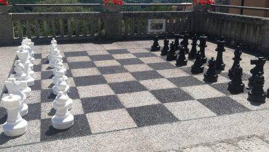 Photo of Ora anche il Molise ha la sua scacchiera gigante: è a San Pietro Avellana