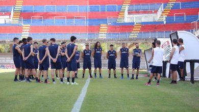 Photo of Il Campobasso dà il via alla nuova stagione. Per due settimane allenamenti in città