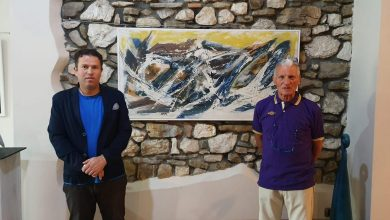 Photo of A Roccamandolfi inaugurata la mostra 'Materialmente' di Domenico Gianfrancesco