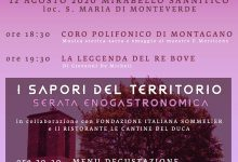 Photo of 'Storia… leggende e territorio', a Mirabello Sannitico il 12 agosto 2020