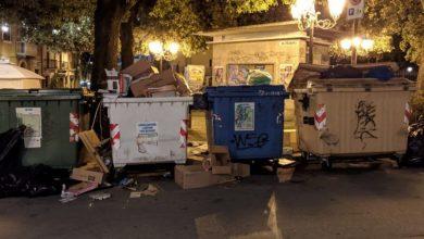"""Photo of Cumuli di immondizia a pochi passi da una pizzeria e topi per strada. Residenti del centro esasperati: """"A Campobasso allarme degrado"""""""