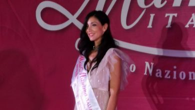 Photo of 'Miss Mamma Italiana 2020', secondo posto per la campobassana Valeria Marchionna