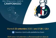 Photo of 'Un caffè con l'Ambasciatore 2.0: Viktor Elbling incontra i cittadini'. Evento online il 22 settembre