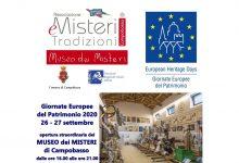 Photo of Giornate Europee del Patrimonio 2020 Museo dei Misteri Campobasso