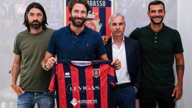 Photo of Dalla serie A al Campobasso: l'attaccante Sforzini è dei lupi. Ultima stagione al Palermo
