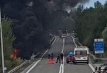 Photo of Statale 17, ancora sangue: camion si ribalta. Muore autotrasportatore