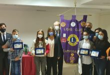 Photo of Un Poster per la Pace, il Lions Club Campobasso premia i vincitori