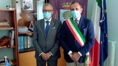 Photo of Il Questore Giancarlo Conticchio visita i Comuni del territorio