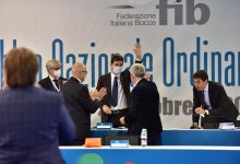 Photo of Federbocce, De Sanctis confermato alla presidenza. Anche il Molise presente all'Assemblea Elettiva Nazionale